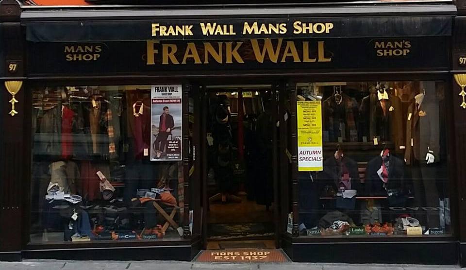 Frank Walls